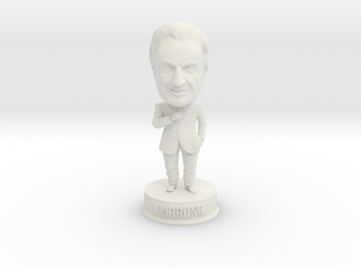 Garrone-Red-Sized-Base 3d printed