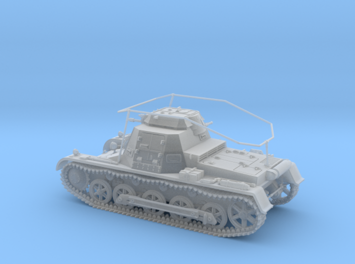 VBA Befehlswagen 1:56 3d printed