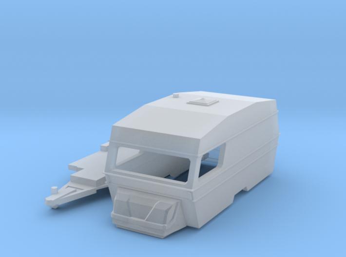 Polar 470 (N 1:160) 3d printed