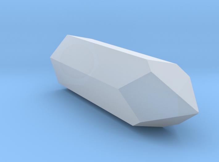 2.0 Crystal 3d printed