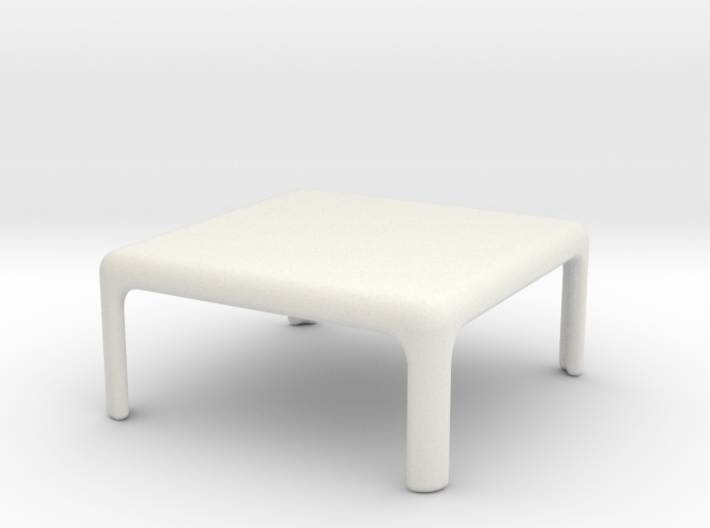Demetrio 45 Table x1 (Space: 1999), 1/30 3d printed