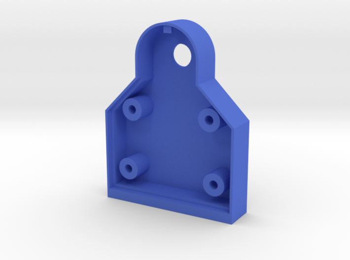 Rotastage Front-Cover 3d printed