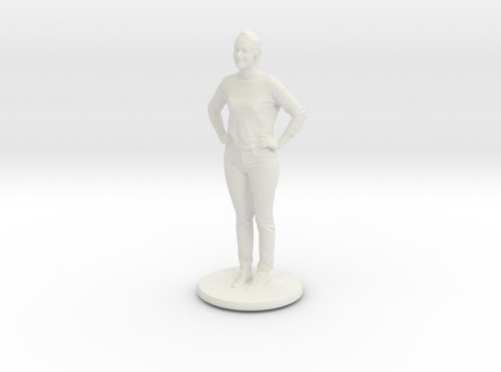 Printle C Femme 357 - 1/24 3d printed