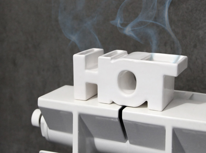 HOT - Humidifier 3d printed