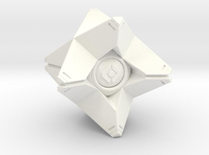 Destiny Ghost 3d printed