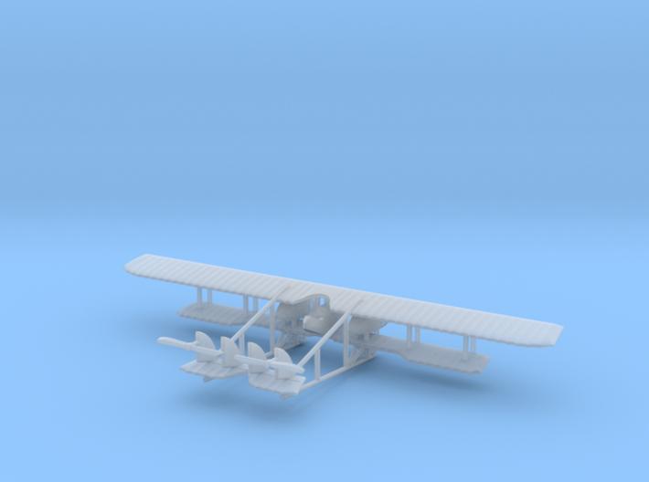 1/144 Caudron G.4 3d printed