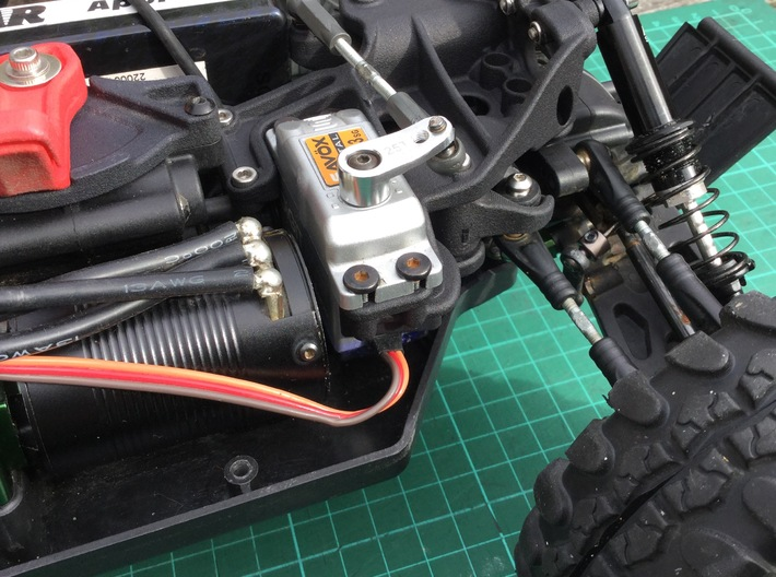 Twin Hammers / WL10428 Steering & Upright Shock Up