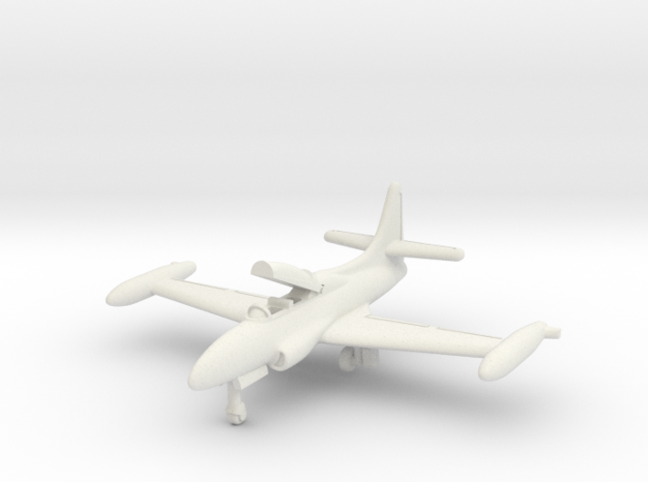 Lockheed T2V-1 Seastar (landing gear) 1/285 3d printed