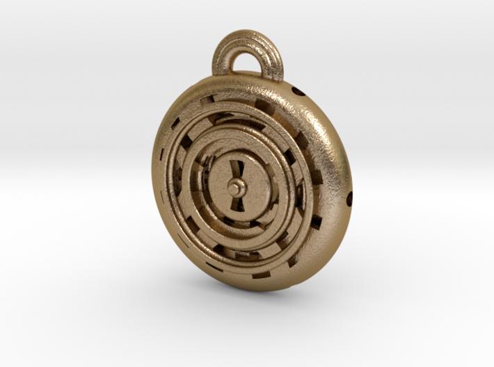 Time Orb 3d printed