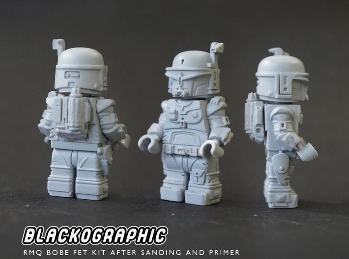 RMQ Proto Bobe Fet Kit 3d printed Blackographic Proto Bobe Fet Kit
