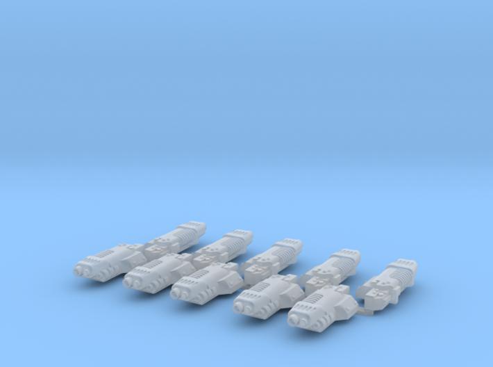 10x Combi-Plaz: Calth Terminator Bit 3d printed