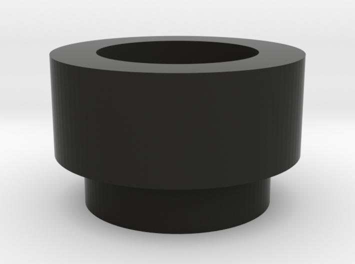 Blade Retention Adapter_Red Button 3d printed