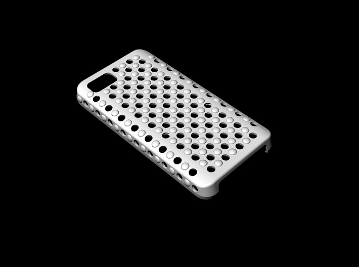 Fairphone one  Case Hole And Sphere 3d printed Fairphone Holes and Spheres