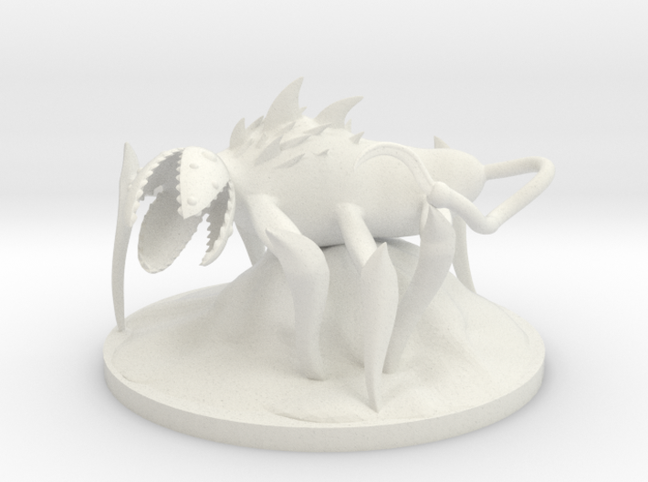 Dungeon Dweller 3d printed