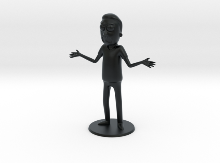 Jerry Smith 3d printed