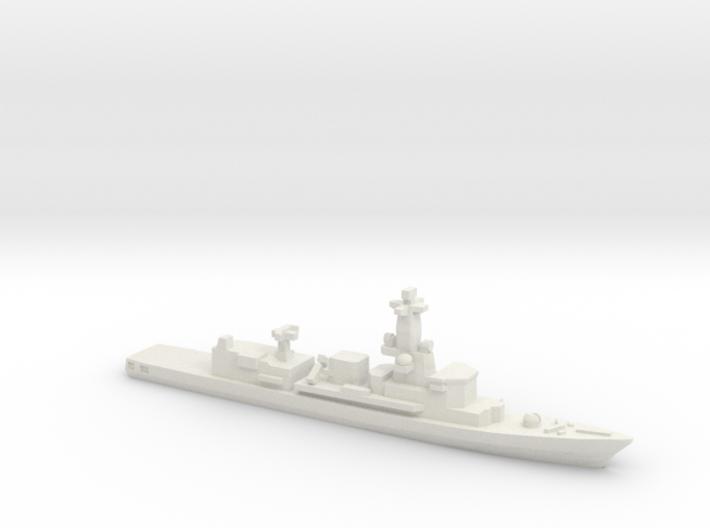 Karel-Doorman Class (2012 Modernization), 1/2400 3d printed