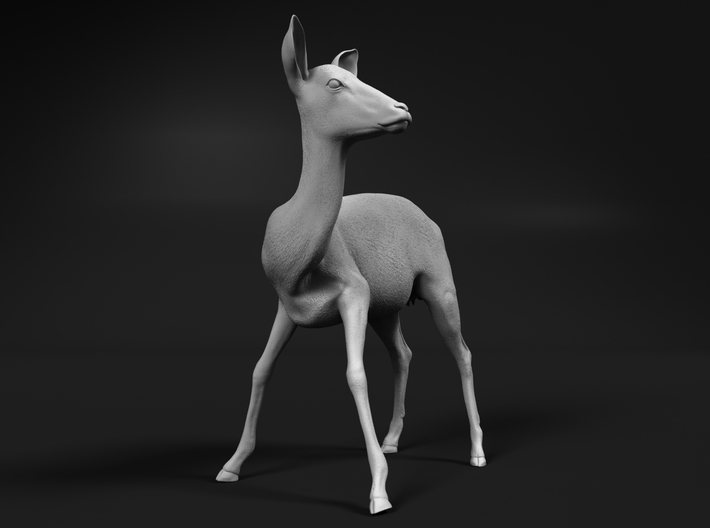 Impala 1:64 Watchful Female While Drinking 3d printed