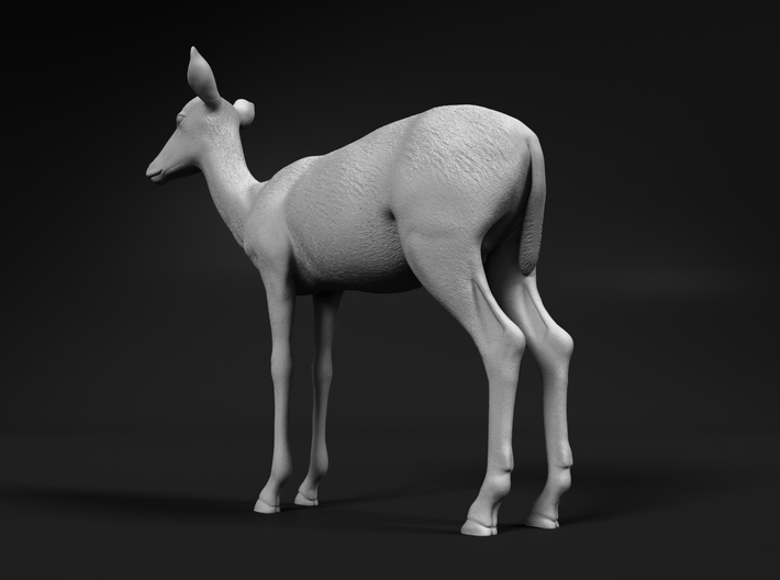 Impala 1:12 Standing Female 3d printed
