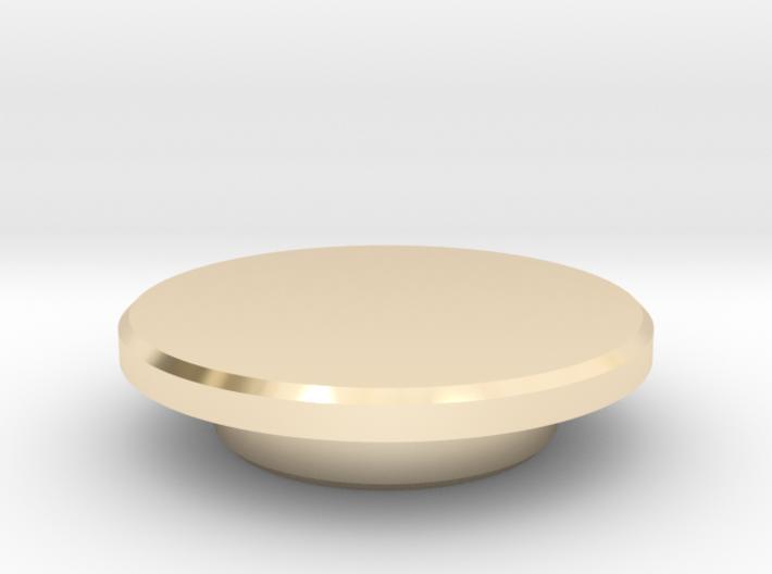 Fidget Spinner Caps 3d printed