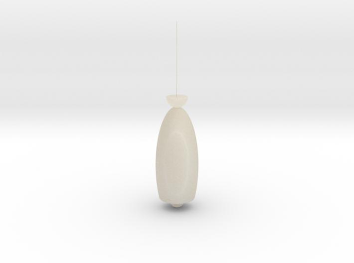 雞蛋吊燈 3d printed
