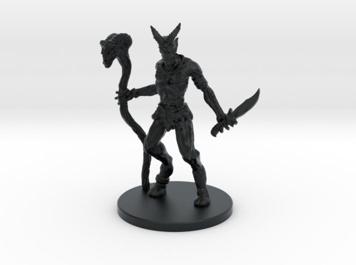 Evil Goat 3d printed