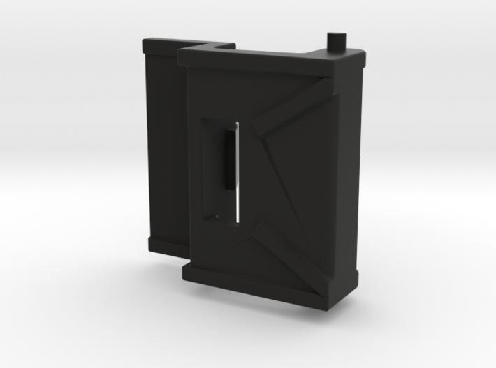 Putzkoffer-Verschlussclip / closure clip /plaster 3d printed