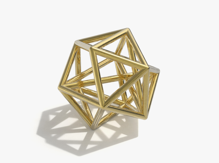 Tessellate Sphere — DATA IN EXILE 3d printed
