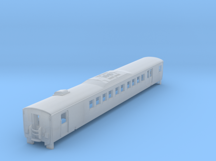 NPH2 - V/Line BCH 132-133 Interurban Car -N Scale 3d printed