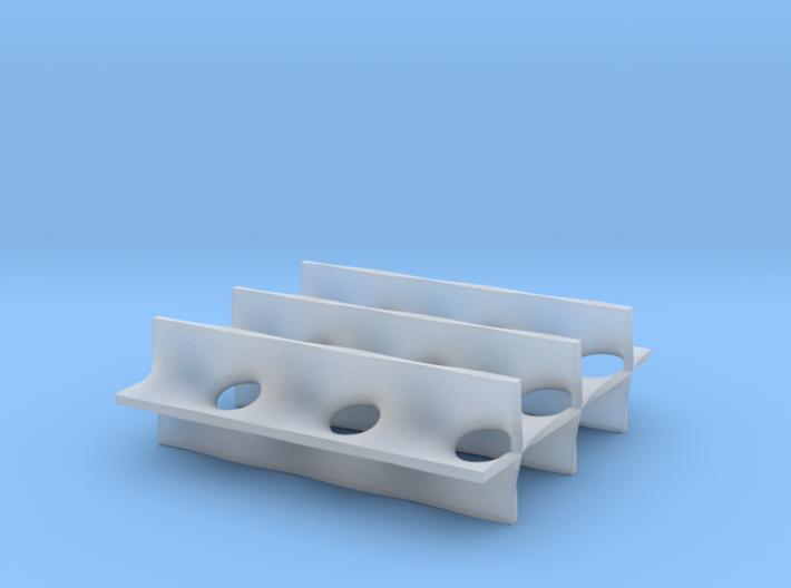 CLPsheetmetal 3d printed