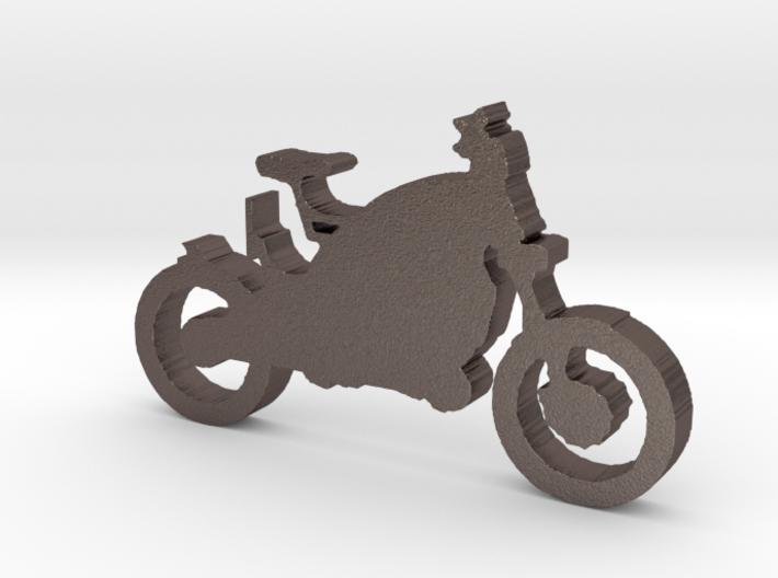 eRockit / Gulas Bike Anhänger 3d printed