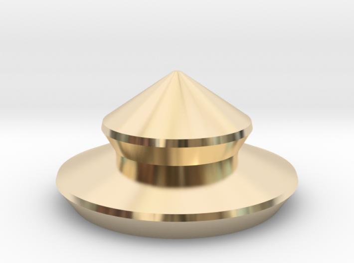 URNS-3 2013 0.8mm Cap 3d printed