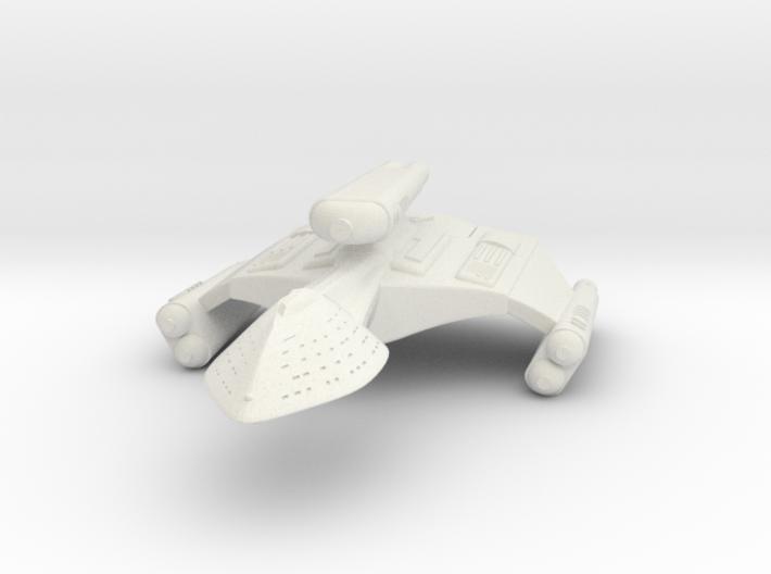 3125 Scale Romulan DemonHawk Dreadnought MGL 3d printed