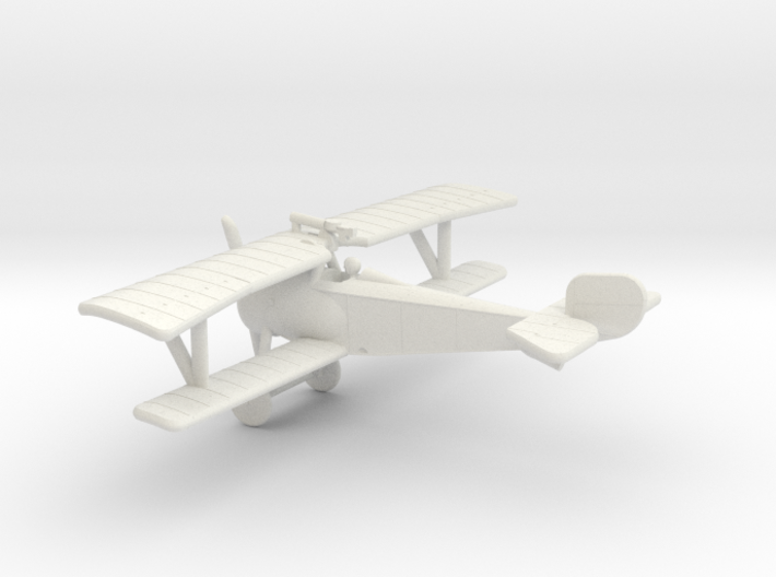 Nieuport 17 (RFC) 3d printed 1:144 Nieuport 17