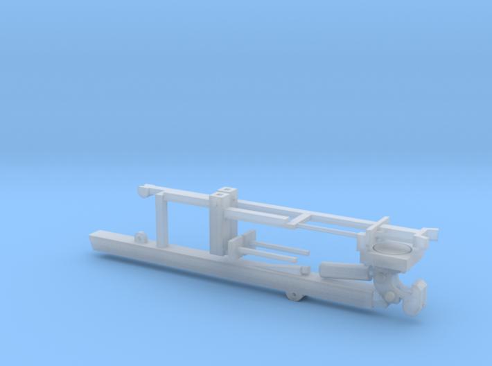 Small Crane Boom 1-87 HO Scale 3d printed