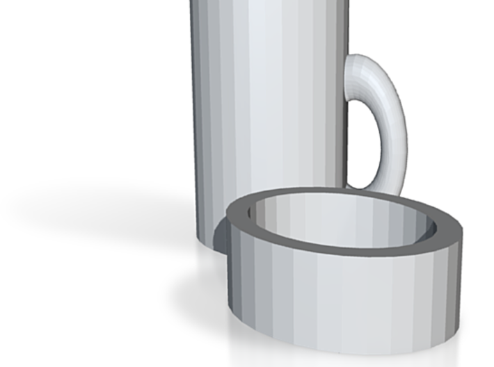 coffee canister 3d printed