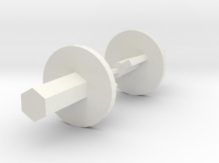 terraPin OSKAR Winder 3d printed