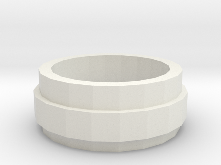 Double Ring 3d printed