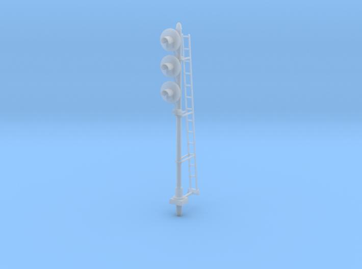 Seinstelsel '46 -driehoogte- (1x Rechts) 3d printed