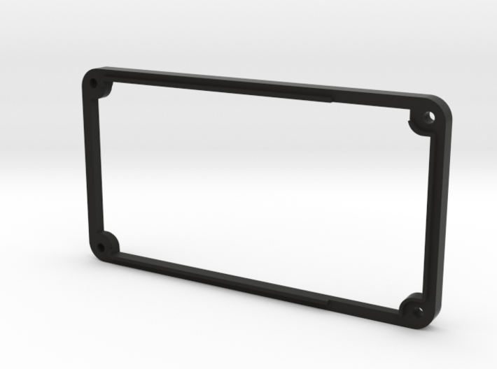 5mm Riser for 1590B 26650 Mod 3d printed