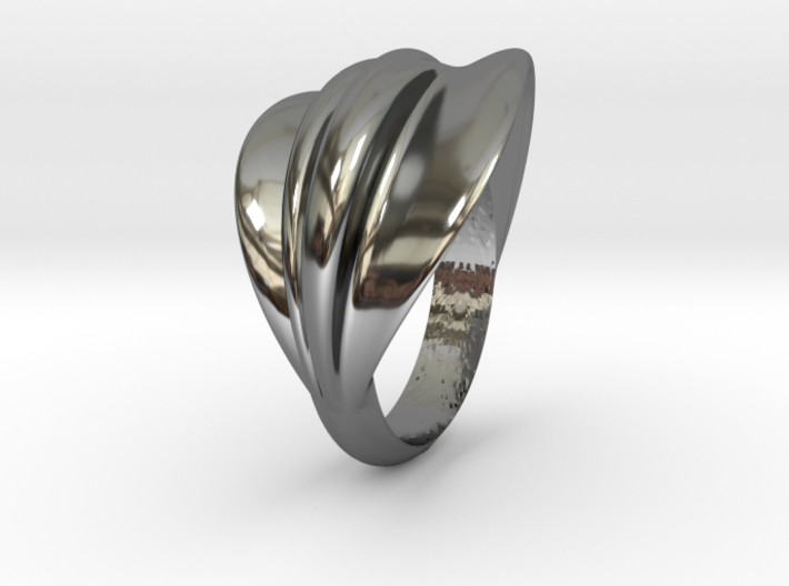 Ring Far 3d printed