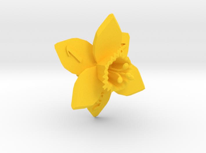 Daffodil D6 3d printed