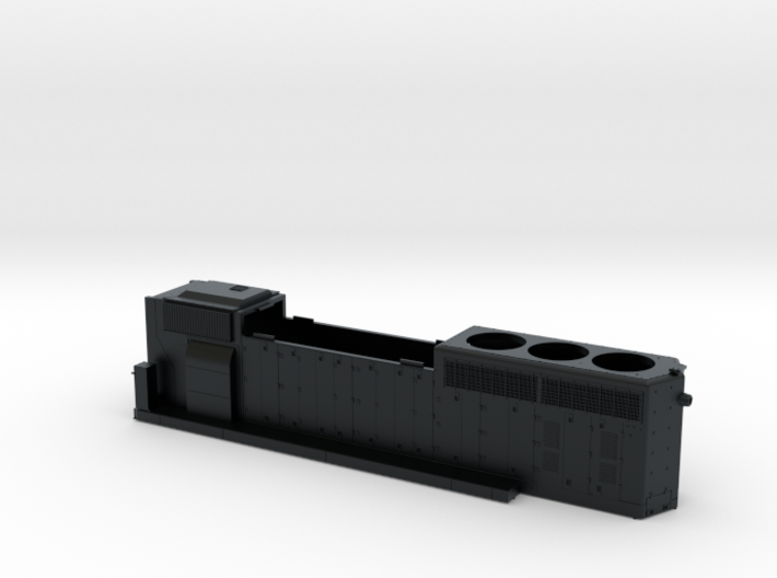 CP 5629-5658 SD40-2 As-Built 1/87.1 3d printed