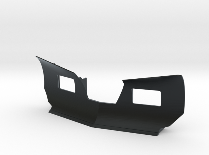 """SP0008 EMD Tall Plow """"A"""" 1/87.1 3d printed"""