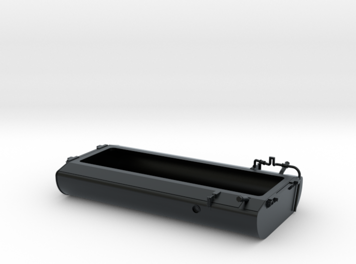 FT0002 SD40-2W Fuel Tank, Rebuilt 1/87.1 3d printed