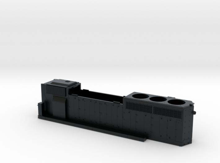 CP 5718-5777 SD40-2 As Built 1/87.1 3d printed