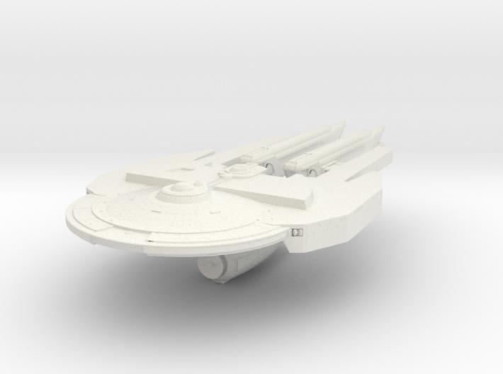 Andor Class IX Curiser 3d printed