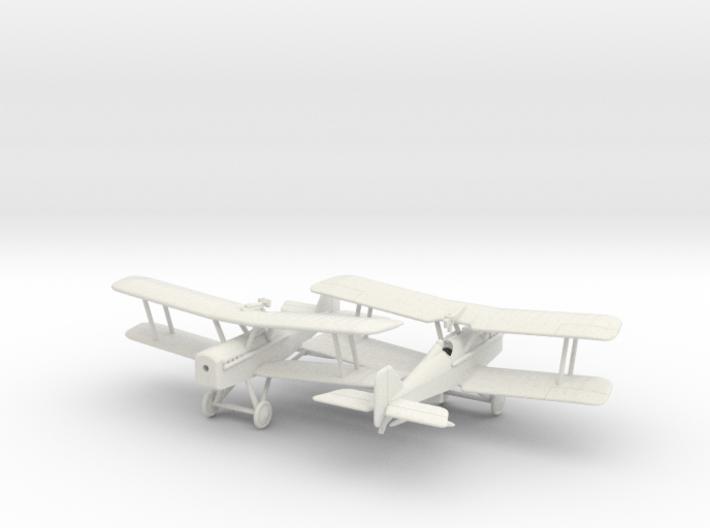 1/144 RAF SE5a x2 3d printed