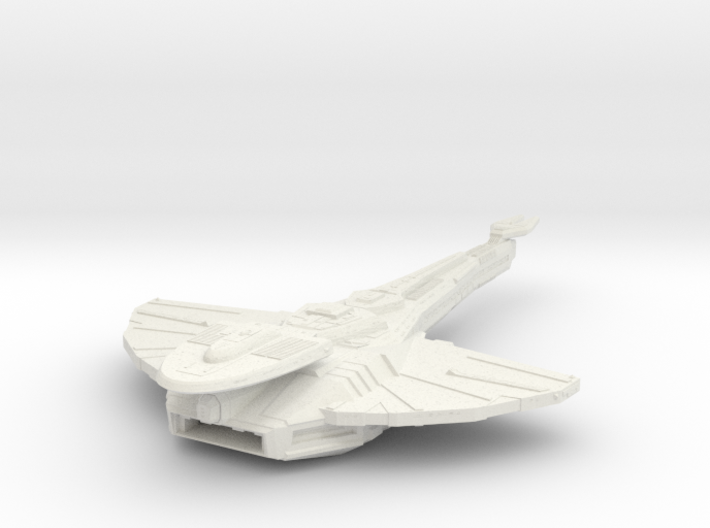 Cardassian Antares Class Carrier 3d printed