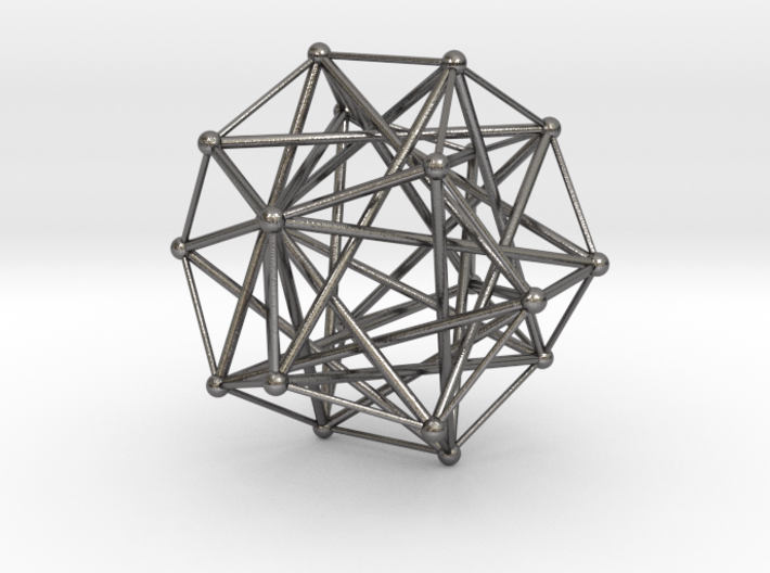 Five Tetrahedra, Variation 1 3d printed