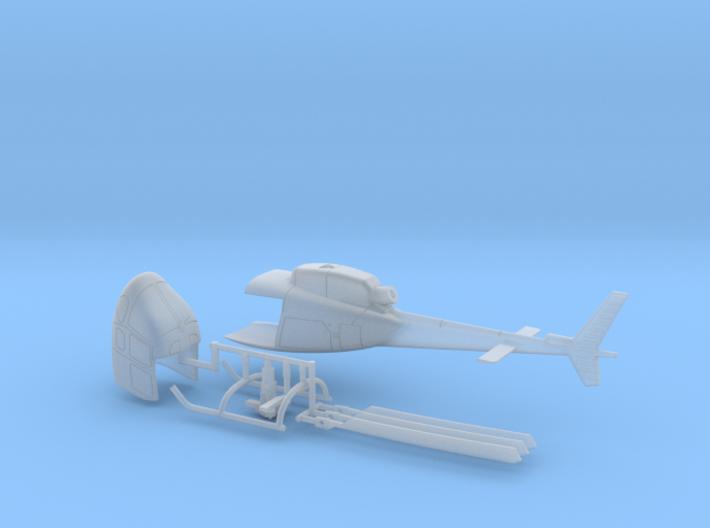 008E EC.350 1/144 FUD/FXD 3d printed